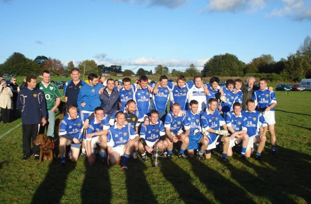 Defending Champions St. Colmcilles to take on Western Gaels in Championship Semi-Final