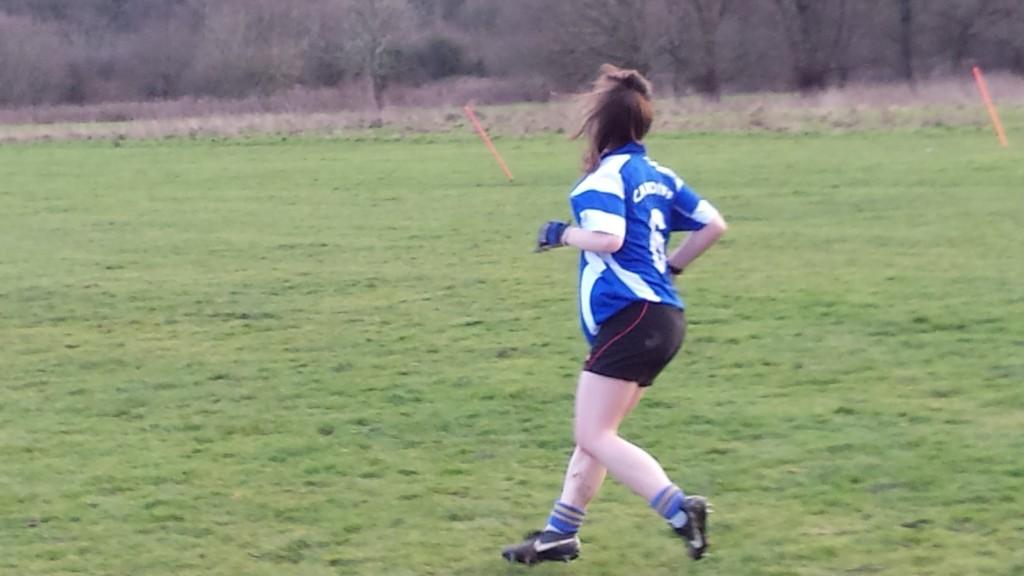 Cardiff Ladies v Oxford University Ladies Feb 2014