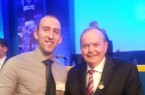 Aidan Farrelly and Liam O Neill