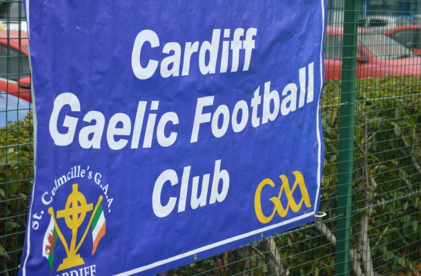 Cardiff GAA Banner