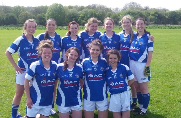 Cardiff St Colmcilles Ladies v St Albans
