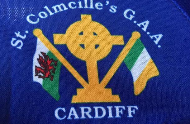 St Colmcilles Jersey crest